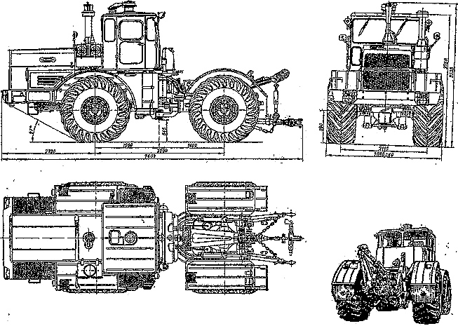 tractor_Kirovets_K-701